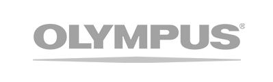 gray Olympus company logo